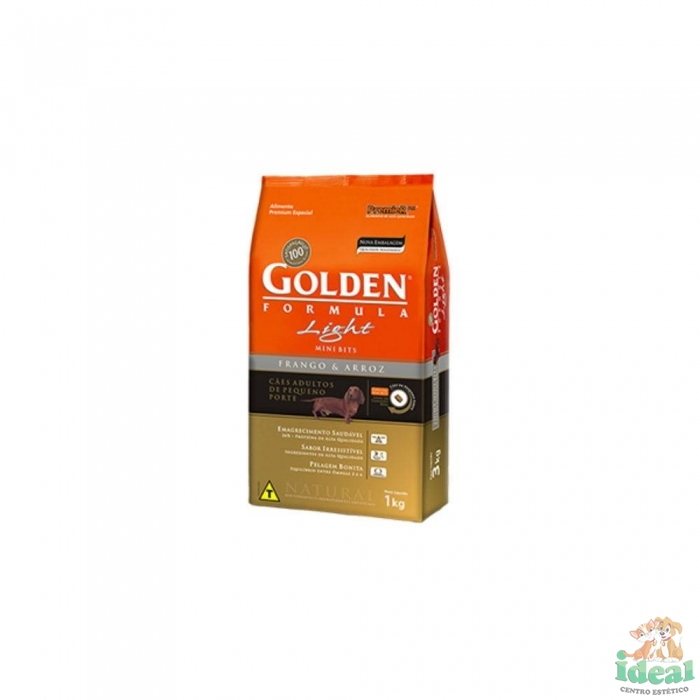 GOLDEN LIGHT MINI BITS 1KG
